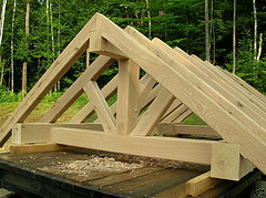 traditional oak joinery form builth wells covering mid wales, powys and the borders.